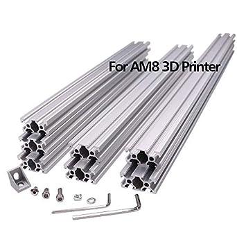Boeray AM8 - Kit de marco de metal para impresora 3D, incluye ...