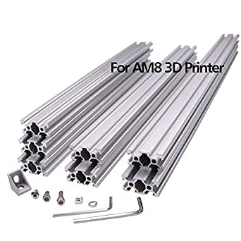 Boeray AM8 - Kit de marco de metal para impresora 3D, incluye ...
