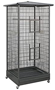 """9. Exotic Nutrition 66"""" Oriental Cage"""