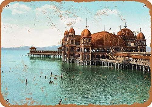 Yohoba 1901 Salt Air Pavilion Salt Lake City Vintage Look ...