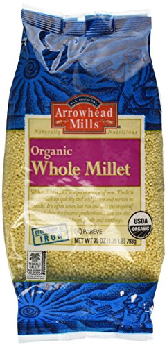 Arrowhead Mills Whole Millet, 28 Ounce
