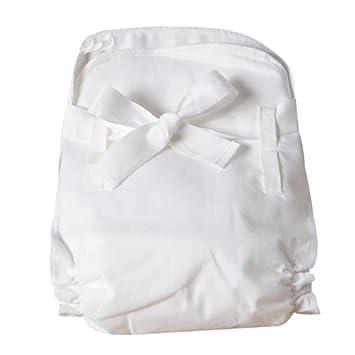 GUO Pantalones de algodón de gasa de algodón pañales de bebé lavable cada pañal a prueba