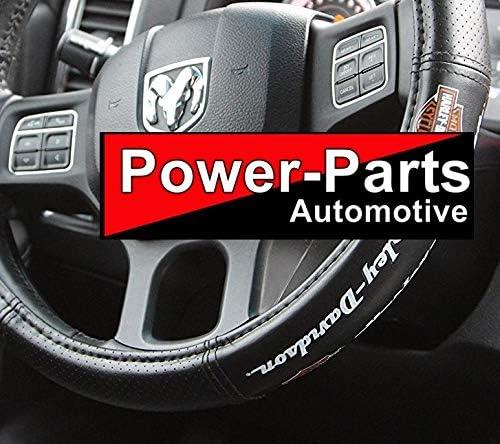 Power Parts Automotive GmbH Lenkrad/überzug Lenkradbezug Lenkrad Lenkradbezug