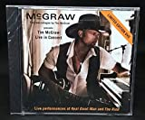 McGraw The New Cologne by Tim McGraw Presents Tim McGraw Live in Concert Limited Edition DVD (Live Performances of Real Good Man and The Ride)