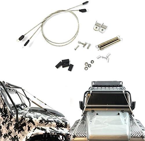 1 Set G.P.M Easy Switch For TRX-4 Defender//TRX-4 Tactical Unit//TRX-4 Ford Bronco R//C Scale Accessories