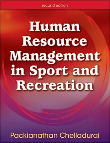 Amazon human resource management in sport and recreation human resource management in sport and recreation 2nd edition 2nd edition fandeluxe Choice Image