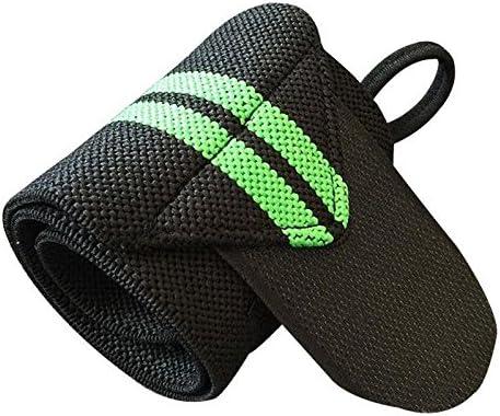 Bolange Envolturas a Mano Vendaje para Mu/ñeca Crossfit Bodybuilding Support Weight Lifting Protector