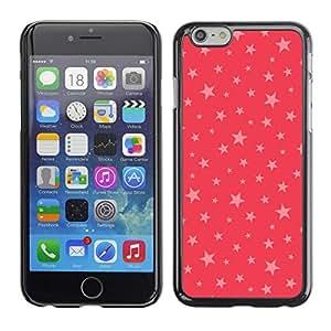 SKCASE Center / Funda Carcasa - Motif Rouge cadeau de Noël de Noël - iPhone 6