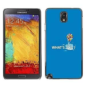 Be Good Phone Accessory // Dura Cáscara cubierta Protectora Caso Carcasa Funda de Protección para Samsung Note 3 N9000 N9002 N9005 // Quote Up Text Cartoon Balloon