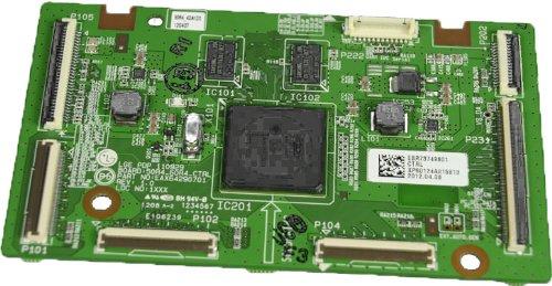 Price comparison product image LG Electronics EBR73749601 TV Main PCB Assembly