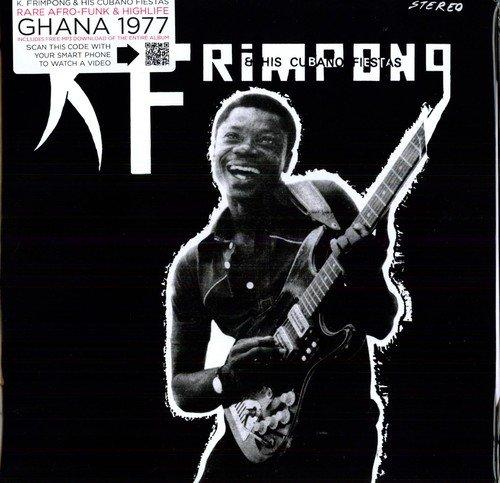 (K. Frimpong & His Cubano Fiestas (LP + MP3 Download) )