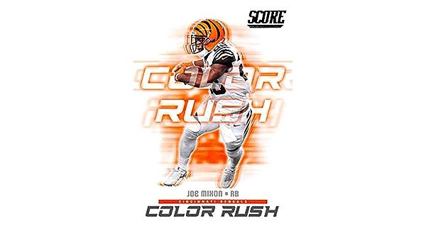 joe mixon jersey color rush