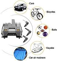 CICMOD Air Compressor Pump Digital Tire Inflator 12V DC 150 PSI Portable Auto Tire Pump for Car Truck Bike Inflatables