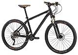 Cheap Mongoose Men's Tyax Pro 27.5″ Wheel, Black, 17.5 inch/Medium
