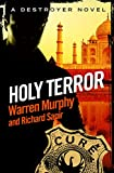 Front cover for the book Holy Terror by Richard Sapir
