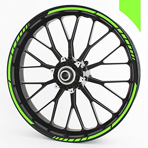 14 Inch Motorcycle Rims - 4