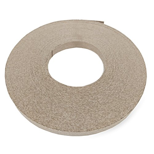 """Upholstery Tack Strip 20 yds by 1/2"""" , Chip Strip, Natural"""