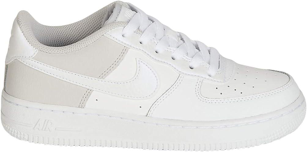 Nike Air Force 1 (GS) Chaussures Enfants Blanc