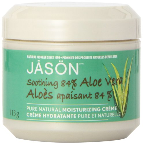 jason pure natural moisturizing creme soothing 84 aloe vera 4 ounce pack of 3 jason. Black Bedroom Furniture Sets. Home Design Ideas