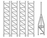 ROHN 45G Series 50' Basic Tower Kit