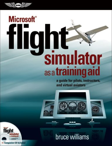 Picture of a Microsoft Flight Simulator as a 9781560276708