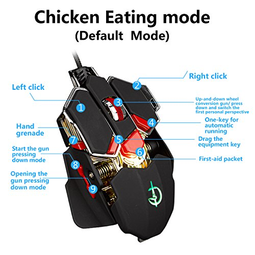 delicate KUIYN PUBG FPS MOBA Gaming Mouse USB Wired [PUBG Mode ... on dvr wiring diagram, usb mouse timer, router wiring diagram, computer mouse diagram, accessories wiring diagram, usb wire color diagram, modem wiring diagram, usb motherboard wiring-diagram, usb cable wiring, usb to ps 2 mouse wiring, wifi wiring diagram, audio wiring diagram, flash drive wiring diagram, usb wire diagram and function, usb to ps2 wiring-diagram, female brain wiring diagram, usb mouse plug, usb 3.0 pin configuration, networking wiring diagram, usb wire color code,