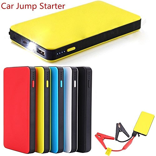 iMeshbean Car Jump Starter - 20000mAh, 12V Auto Battery Jumper, Booster (up to 5.0l gas, 4.0l diesel), Portable Power Pack for Cars, Truck, SUV