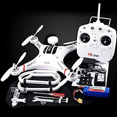 CXHOBBY CX-20 Auto-Pathfinfer RTF RC Quadcopter Drone 6-axis GPS MX Autopilot System Open-Source FPV UFO Aircraft Toy with GoPro Camera Mount
