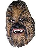 Star Wars ChewbaccaTM Adult Face Mask 3/4 Vinyl