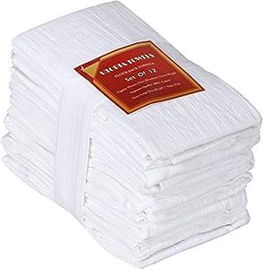 Amazon.com: Utopia Kitchen 12 Pack Flour-Sack-Towels,28 x