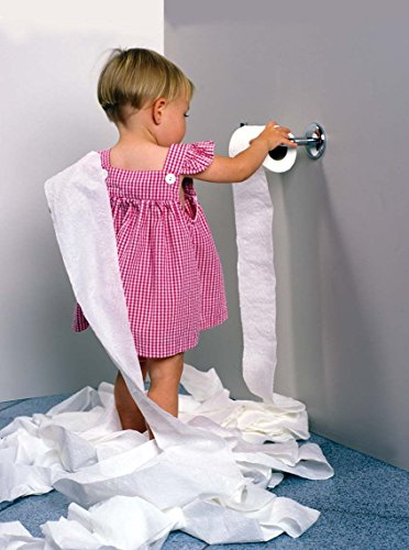 Mom Invented Toilet Paper Saver