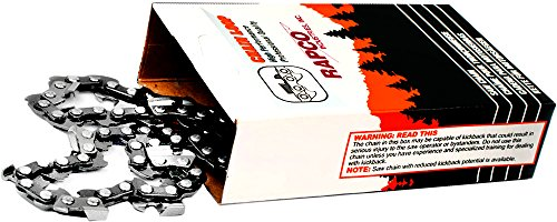 Rapco 28'' Carbide Chain Loop (91 Drive Links) A3LM-H-RF-SKIP by WoodlandPRO