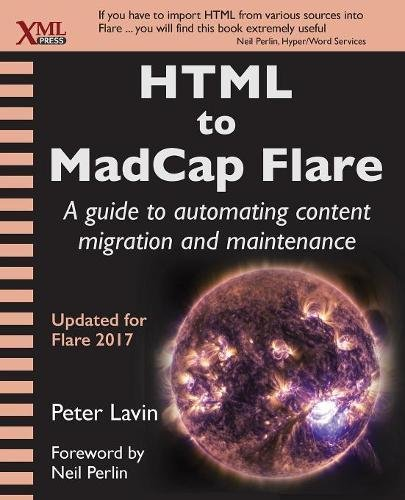 Download HTML to MadCap Flare: A guide to automating content migration and maintenance PDF