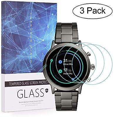 BECEMURU Garmin Fossil Gen 5 Smartwatch Protector de ...