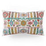 Society6 Southwest Pillow Sham King (20'' x 36'') Set of 2