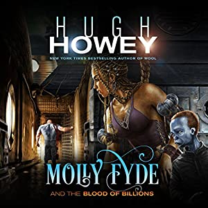 Molly Fyde and the Blood of Billions Audiobook