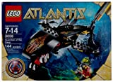 LEGO Atlantis Guardian of the Deep (8058)