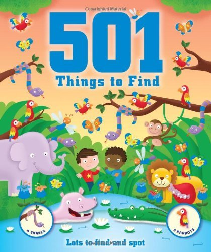 501 Things to Find by Igloo Books Ltd (2013-05-02) Hardcover – 1 Jan. 1688