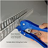 Haicable WT-1 Wire Duct Cutter Cuts Slotted Wiring Duct and Covers 60mm
