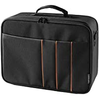 celexon Projector Case, Large Size, 16x11 inches, Projector carrying case with hard shell frame, for Epson, Acer, Benq, LG,...