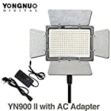 YONGNUO YN900 5500K LED Video Light Panel with AC Power Adapter