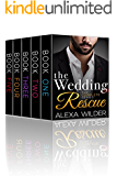 The Wedding Rescue, Complete Series (An Alpha Billionaire Club BBW Romance)