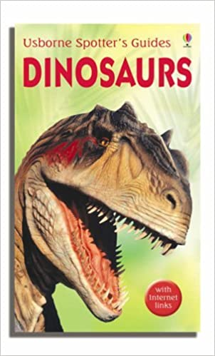 Book Dinosaurs (Usborne Spotter's Guide) by David Norman (2006-03-31)