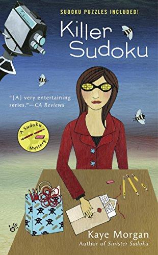 Killer Sudoku (A Sudoku Mystery Book 4)