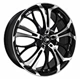 The HD Wheels Spinout features a limited lifetime structural warranty and 1 year finish warranty.