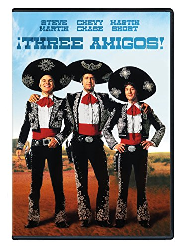 Three Amigos (DVD) | NEW COMEDY TRAILERS | ComedyTrailers.com
