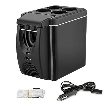 Amazon.es: 6L Coche Refrigerador Congelador Calentador ...