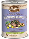 Merrick Mediterranean Banquet Dog Food 13.2 oz (12 Count Case), My Pet Supplies