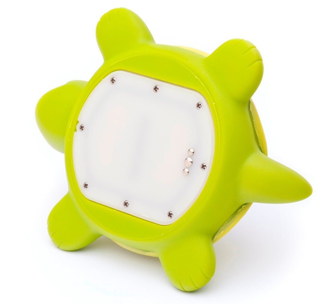The Tortoise Toy Turtle + Bath Thermometer for Baby: Amazon.co.uk ...