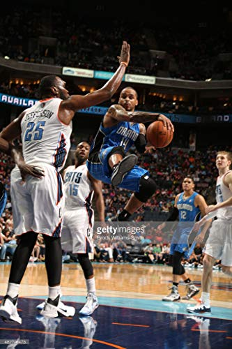 - Photos by Getty Images Jameer Nelson of The Orlando Magic - Aluminum, Mounted, 32x48